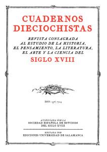 Cuadernos Dieciochistas SEESXVIII